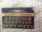 Tattered Lace Die - GATSBY ALPHABET (TLD0003) Art Deco words **FREE POSTAGE**