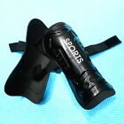 Kids Mens Athletic Soccer Football Shin Guards Pads Shinguard Ankle Protector ES