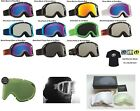 NEW Electric Rig mens oversized ski snowboard goggles + lens 2016 Msrp$160