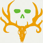 BONE COLLECTOR IMAGE Multi-Color Vinyl Decal  U Pick Size & Color (23 Different)