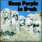 DEEP PURPLE IN ROCK DOUBLE SWITCH PLATE COVER -gfh3Z