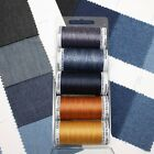 Gutermann Jeans Sewing Thread Selection - Denim Blue / Yellow - lovely gift