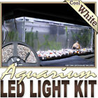 Cool White Aquarium Tank Coral LED Backlight Night Light On/Off Switch Control