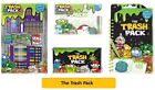THE TRASH PACK Stationery (Pencil/Eraser/Colouring/Christmas/Gift/Monsters/Art)