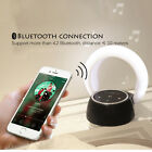 2-in-1 Touch Control Double Horn Wireless Bluetooth Stereo Speaker Light Lamp