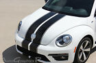 2012-2016 Volkswagen Beetle RALLY Hood Roof Trunk Vinyl Graphic Decals Stripes