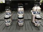 YETI BOTTLE WITH A FREE COLSTER AND FREE SHIPPING!!!