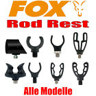 Fox Rod Rest - Alle Modelle - Butt Grip Front Runner Rear 'U' Sky Pod Butt Cap