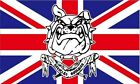 British Bulldog Flag Large 5 x 3' - Official Hooligan