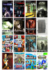 Classic Gaming Magnets - Silent Hill, Mario, Bioshock, Project Zero, GTA