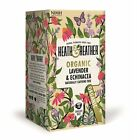 Heath And & Heather Herbal Organic Tea - Lavender & Echinacea - Buy More Save