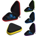 Fidget Hand Spinner Triangle Finger Toy Focus Bag Box Carry Case