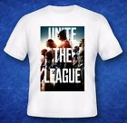 JUSTICE LEAGUE great style Movie Poster T-SHIRT