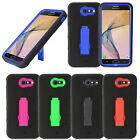 For Samsung Galaxy J7 PERX Heavy Duty Stand Hybrid Phone Protector Cover Case
