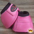 HILASON HORSE BALLISTIC OVERREACH NO TURN BELL BOOTS ALL COLOR AND SIZES фото