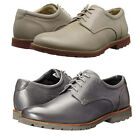 Rockport Mens Colben Plain Toe Derby Lace Up Comfort Business Casual Dress Shoes