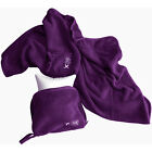 Lug Nap Sac Blanket & Pillow 8 Colors Travel Pillows & Blanket New
