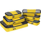 eBags Packing Cubes - 6pc Value Set 10 Colors Travel Organizer NEW