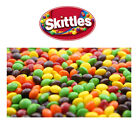 SKITTLES FRUITS WEDDING FAVOURS RETRO SWEETS CANDY TABLE CART FORMAL OCCASIONS