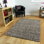 Small Large Brown Modern Rugs Easy Clean Soft Non Shed Living Room Rugs Cheap