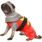 Pet Sir Barks-A-Lot Costume - Medieval Knight - 4 sizes fnt