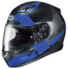 HJC CL-17 Boost Motorcycle Helmet / Blue - All Sizes <br/> Authorized HJC Dealer