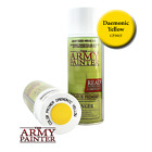 The Army Painter CP3015 Primer Daemonic Yellow 400ml Fine Spray Can Courier Post