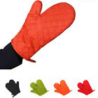 Chic 1 Pair Heat resistant Silicone Oven Kitchen Microwave Mittens Gloves