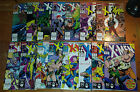 The UnCannY X-MeN LOT #'s 256,257,267,268,269-278 NM / NM+