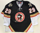 MARC ANDRE FLEURY WILKES-BARRE PENGUINS ORIGINAL JERSEY NEW LARGE PITTSBURGH