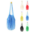 2X Reusable Cotton String Shopping Grocery Bag Shopper Tote Net Mesh Bag Handbag