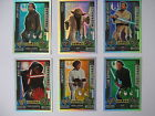 Topps Star Wars Force Attax 2017 pick choose Holographic or Rainbow Foil cards £0.99 GBP