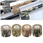 5cmx4.5m Outdoor Camouflage RIFLE GUN Hunting Waterproof Camo Stealth Duct Tape