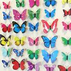 3D Butterfly Stickers Home DIY Wall Art Vinyl Decals Kids Baby Room Decoration