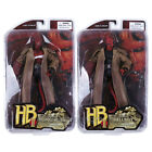 HB Serious 2 Wounded Hellboy Action Figures 3D Statues Model Figurines Toy