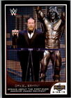 2016 Topps WWE Road to Wrestlemania Base Singles (Pick Your Cards)