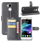 """PU Luxury Leather Exclusive Holder Flip Cover For 5.5"""" Blackview R6 Smartphone"""