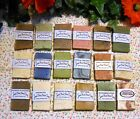 SAMPLE SIZE 8 Varieties to choose from of Natural Handmade SOAP $1.10 Grouping