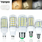 LED Corn Bulb 7W 9W 15W 15W 20W 25W E12 E27 E26 E14 G9 GU10 5730 SMD Light Lamp