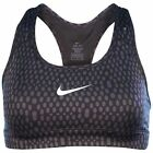 NIKE VICTORY COMPRESSION MIRROR WOMEN'S SPORTS BRA ASST SIZES  NEW 683358 060