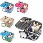 Lightweight Makeup Travel Cosmetic Bag Pouch Toiletry Zip Wash Organizer