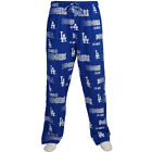 Los Angeles Dodgers MLB Sweep Logo Mens Pajama Pants