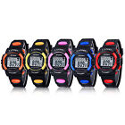 Baby Kids Boy Girls Multifunction Waterproof Sports Electronic Watch Watches J83
