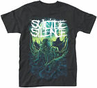 SUICIDE SILENCE The Falling T-SHIRT OFFICIAL MERCHANDISE
