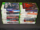 Wholesale lot of 30 XBOX 360 Games!  CALL OF DUTY, DEAD ISLAND + RESIDENT EVIL 6