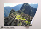 MACHU PICCHU GIANT WALL ART POSTER A0 A1 A2 A3