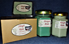 Внешний вид - NEW Hand Poured Winter Holiday Scents Soy Candles, Tarts & Votives - Sleigh Ride