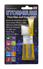 Stormsure Flexible Repair Adhesive [ BLACK ] (15g, 28g, 90g...)