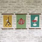 Retro Mid-Century Iconic Prints