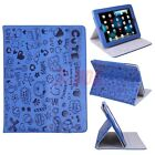 Folding Magnetic Folio Case PU Leather Cover Stand for Apply iPad 1st Generation